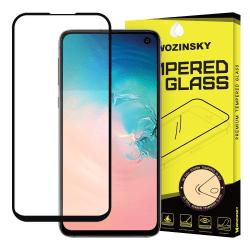 Samsung Galaxy S10e Skärmskydd Heltäckande Transparent