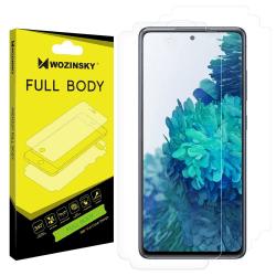 Samsung Galaxy S20 FE Skärmskydd 360° Fram/Baksida