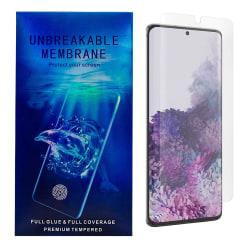 Samsung Galaxy S20 FE Skärmskydd - Oförstörbar Membran Transparent