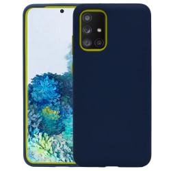 Samsung Galaxy S20 Plus Skal - Extra Stöttåligt Defender Series Blå