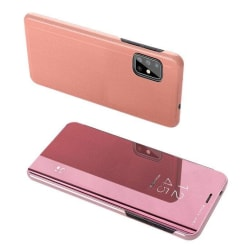 Samsung Galaxy S20 Ultra Smart Stand Fodral - Rosa Pink