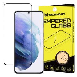 Samsung Galaxy S21 5G Skärmskydd Heltäckande Transparent