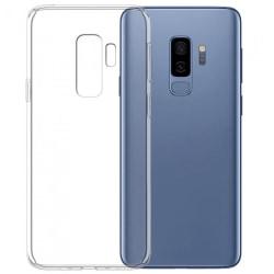 Samsung Galaxy S9 G960 Skal Genomskinligt Silikonskal Transparent