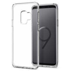 Samsung Galaxy S9 Ultra-Slim Transparent TPU Skal  Transparent
