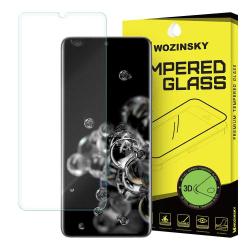 Samsung S20 Ultra Skärmskydd med böjda kanter PET Transparent