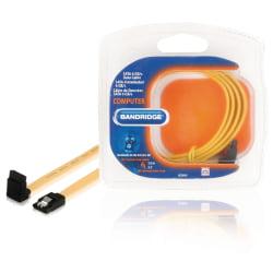 SATA 6 Gb/s Cable Internal SATA 7-Pin Female - SATA 7-Pin Female Gul