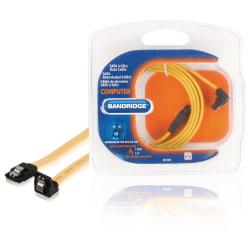 SATA 6 Gb / s Kabel SATA 7-Pin Hona - SATA 7-Pin Hona 1.00 m Gul