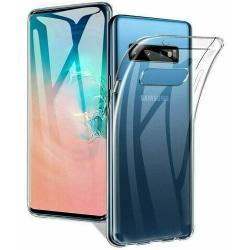 Samsung Galaxy S10 Skal Ultra-Slim Transparent TPU  Transparent