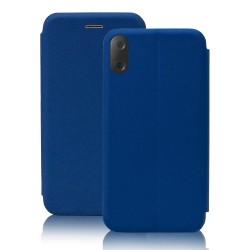 Sony Xperia L3 Flip-Cover Magnetiskt Fodral - Cobalt Blue