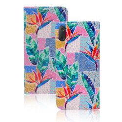 Sony Xperia L3 Plånboksfodral Fodral - Design Fodral Blå