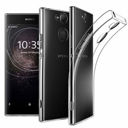 Sony Xperia XA2 Skal Ultra-Slim Transparent TPU Transparent