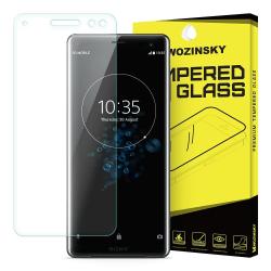 Sony Xperia XZ3 Skärmskydd - Case friendly härdat glas Transparent