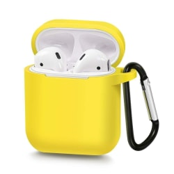 uSync AirPods & Airpods 2 Skal/Fodral - Lemon