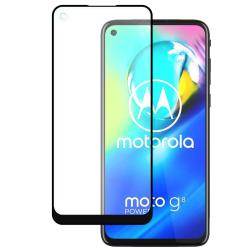 uSync® Skärmskydd Motorola Moto G8 Power Härdat Glas Transparent