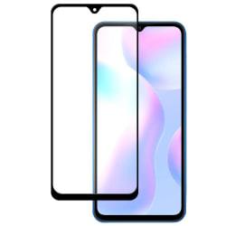 uSync® Skärmskydd Xiaomi Redmi 9A - Fullskärm Härdat Glas Transparent