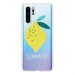 uSync™ Huawei P30 Skal - Design Case Summer Transparent