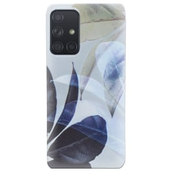 uSync™ Huawei P40 Skal - Design Trendy Blossom Transparent