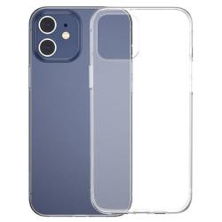uSync™ iPhone 12 Mini Genomskinligt Skal Ultra-Slim Transparent