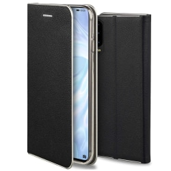 uSync™ iPhone XS Max Plånboksfodral Fodral - Svart Svart