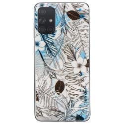 uSync™ Samsung Galaxy A71 - Design Skal - imperia multifärg