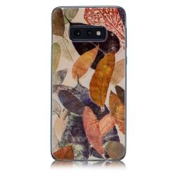 uSync™ Samsung Galaxy S10E - Design Case  Svart