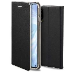 uSync™ Sony Xperia L3 Plånboksfodral Fodral - Svart Svart