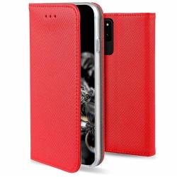Xiaomi Mi Note 10 Lite Fodral - Plånboksfodral Röd Röd