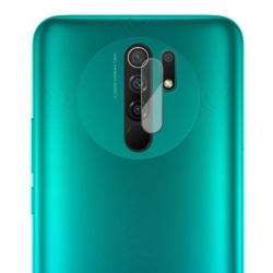 Xiaomi Redmi 9 Linsskydd Härdat glas för Kamera Transparent