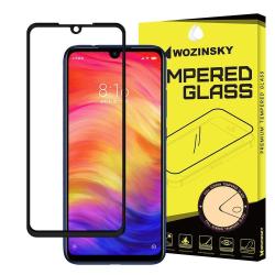 Xiaomi Redmi Note 7 Härdat glas - Heltäckande Skärmskydd Transparent