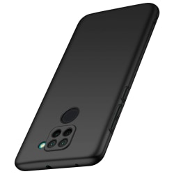 Xiaomi Redmi Note 9 Skal Svart Silikonskal  Svart