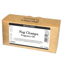 10-pack Doftolja, Ancient Wisdom - Nag Champa