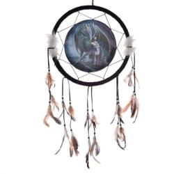 Drömfångare - Drake och enhörning, Protector of magick, 33 cm