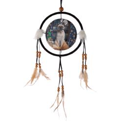 Drömfångare - Katt, Hocus pocus, 16 cm