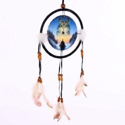 Drömfångare - Kosmisk varg, 16 cm