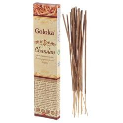 Rökelsestickor, Goloka, Chandan - Sandalwood
