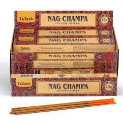 Rökelsestickor, Tulasi - Nag Champa