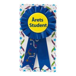 Rosett kort - Årets student