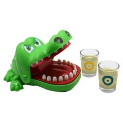 Shotspel - Drinking luck crocodile