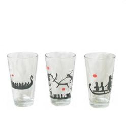 Dricks / Drinkglas 33cl 12-pack Vikingar
