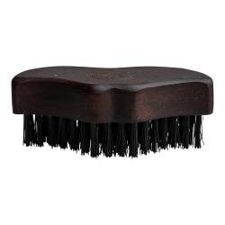 Aarex Beard Mahogany Beard Brush # 5