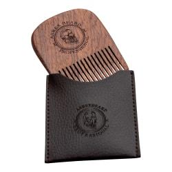 Aarex Beard Mahogany Beard Comb # 4