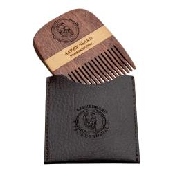 Aarex Beard Mahogany Beard Comb # 5