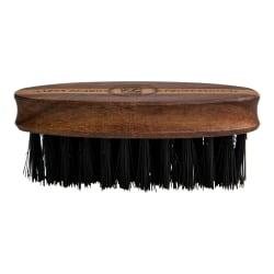 Aarex Beard Oval Mahogany Beard Brush # 3