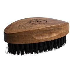 Aarex Beard Oval Rosewood Beard Brush # 1
