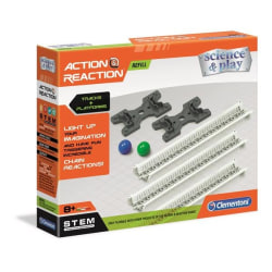 Action & Reaction Tracks + Bases Refill