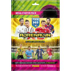Adrenalyn XL Fifa 365 20/21 Mega Starter Pack