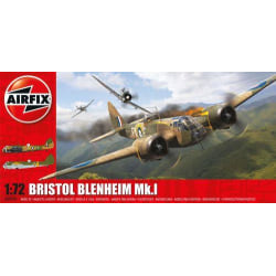 Airfix Bristol Blenheim Mk.1 1:72 Modellbyggsats