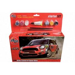 Airfix Startset Mini Countryman WRC 1:32 A55304