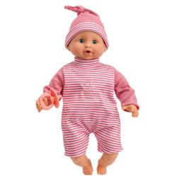 Alice Mjukstoppad Babydocka 30cm