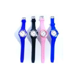 Armbandsur Klocka för barn Blå Blå